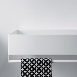Quattro.Zero Bathroom accessories | Towel rails | Falper