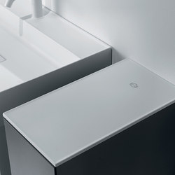 Quattro.Zero Bathroom accessories | Wall cabinets | Falper