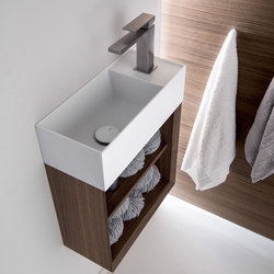 Quattro.Zero Handwash basins | Bathroom fixtures | Falper
