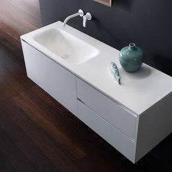 Via Veneto|G Waschtischunterschränke | Waschtischunterschränke | Falper