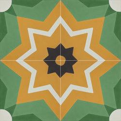 Estrella - 60 A | Concrete tiles | Granada Tile
