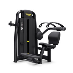 Selection Abdominal Crunch | Multi gyms | Technogym