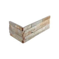 Brick | Quarzita Brick Corner | Naturstein Fliesen | Dune Cerámica