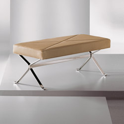 X | Bench | Panche attesa | Cumberland Furniture