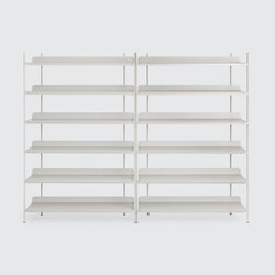 Compile Shelving System | Shelving | Muuto