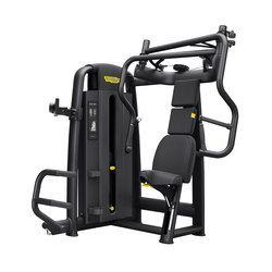 Selection Pro Chest Press | Attrezzi fitness | Technogym
