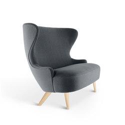 Micro Wingback Sofa Natural Leg Hallingdal 65 | Sofas | Tom Dixon