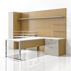 Cambium | Individual desks | Nucraft