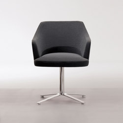 Clover | Chair | Sedie visitatori | Cumberland Furniture