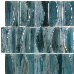 Michael R. Golden | Blues | Glass mosaics | Dune Cerámica