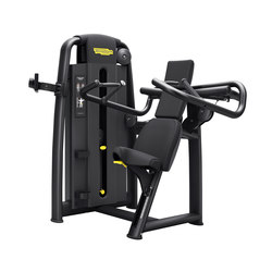 Selection Pro Shoulder Press | Attrezzi fitness | Technogym