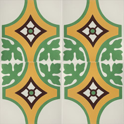 Bergerac - 949 A | Concrete tiles | Granada Tile