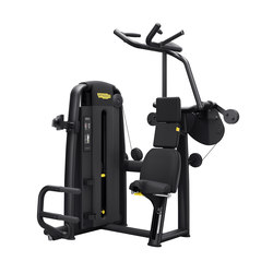 Selection Pro Vertical Traction | Attrezzi fitness | Technogym