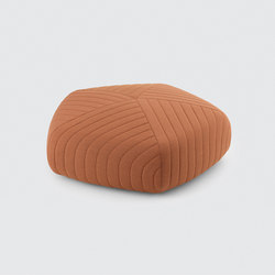 Five Pouf XL | Poufs | Muuto