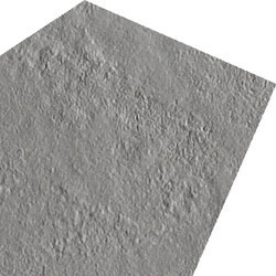 Argilla Dry | material pentagon small | Carrelage céramique | Gigacer