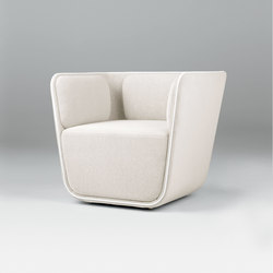 Elle | Lounge Chair | Poltrone lounge | Cumberland Furniture