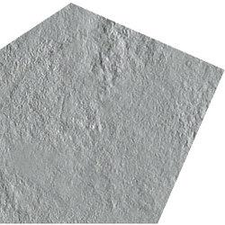 Argilla Vetiver | material pentagon small | Carrelage céramique | Gigacer