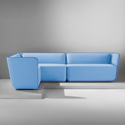 Elle | Modular Seating | Lounge sofas | Cumberland Furniture