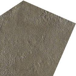 Argilla Dark | material pentagon small | Carrelage céramique | Gigacer