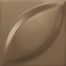 Shapes | Mandorla Bronzo | Ceramic tiles | Dune Cerámica