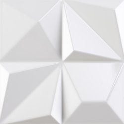 Shapes | Multishapes White Gloss | Ceramic tiles | Dune Cerámica