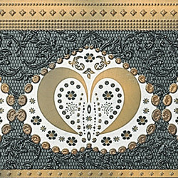 Cosmopolitan | Cenefa Persepolis | Ceramic tiles | Dune Cerámica