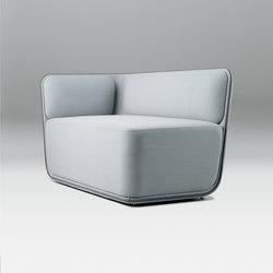 Elle | Modular Seating | Elementos asientos modulares | Cumberland Furniture