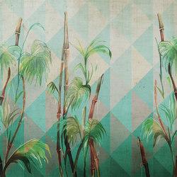 Bambou | Carta parati / tappezzeria | LONDONART
