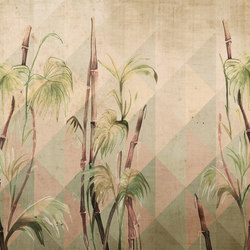Bambou | Wall coverings / wallpapers | LONDONART