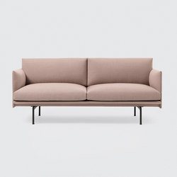 Outline Sofa | 2-seater | Sofás lounge | Muuto