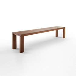 Essenza Bench | Wartebänke | Arco