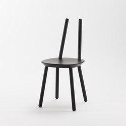 Naïve Chair Black   Sillas   EMKO