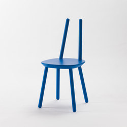 Naïve Chair Blue | Sillas para restaurantes | EMKO