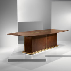 Fortis | Conference Table | Tables de conférence | Cumberland Furniture