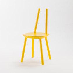 Naïve Chair Yellow   Sillas   EMKO