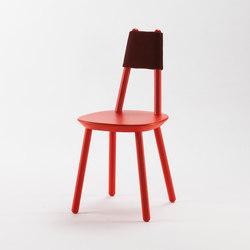 Naïve Chair Red   Chairs   EMKO