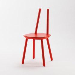 Naïve Chair Red   Sillas   EMKO
