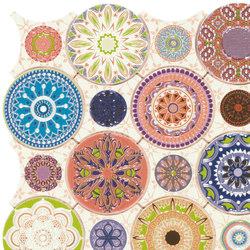 Dune Mosaics | Mandala | Mosaicos de cerámica | Dune Cerámica