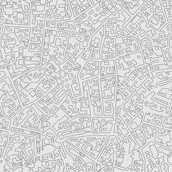 Citymap | Wandbeläge / Tapeten | LONDONART
