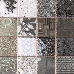 Dune Mosaics | Tiffany Black | Mosaicos de cerámica | Dune Cerámica