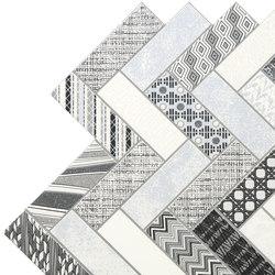 Dune Mosaics | Zig-Zag | Mosaicos de cerámica | Dune Cerámica