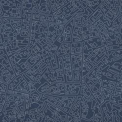 Citymap | Revestimientos de paredes / papeles pintados | LONDONART