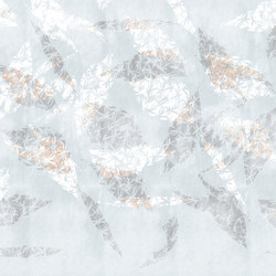 Cristalli | Carta da parati / carta da parati | LONDONART s.r.l.
