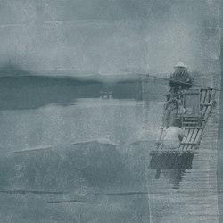 Dark River | Wall coverings / wallpapers | LONDONART