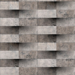 Deep Bruin | Wall coverings / wallpapers | LONDONART