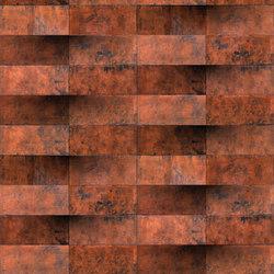 Deep Bruin | Revestimientos de paredes / papeles pintados | LONDONART