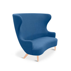 Wingback Sofa Copper Leg Hallingdal 65 | Sofás | Tom Dixon