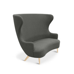 Wingback Sofa Natural Leg Hallingdal 65 | Loungesofas | Tom Dixon