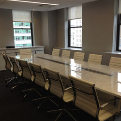 Fortis | Conference Table | Mesas de conferencias | Cumberland Furniture