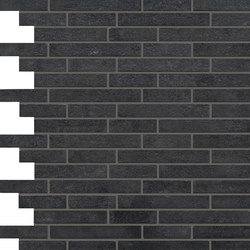 Concrete Graphite | muretto | Ceramic tiles | Gigacer